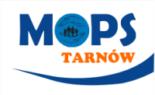 strona Miejskiego Ośrodka Pomocy Społecznej w Tarnowie